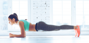 Correct Position for Planks